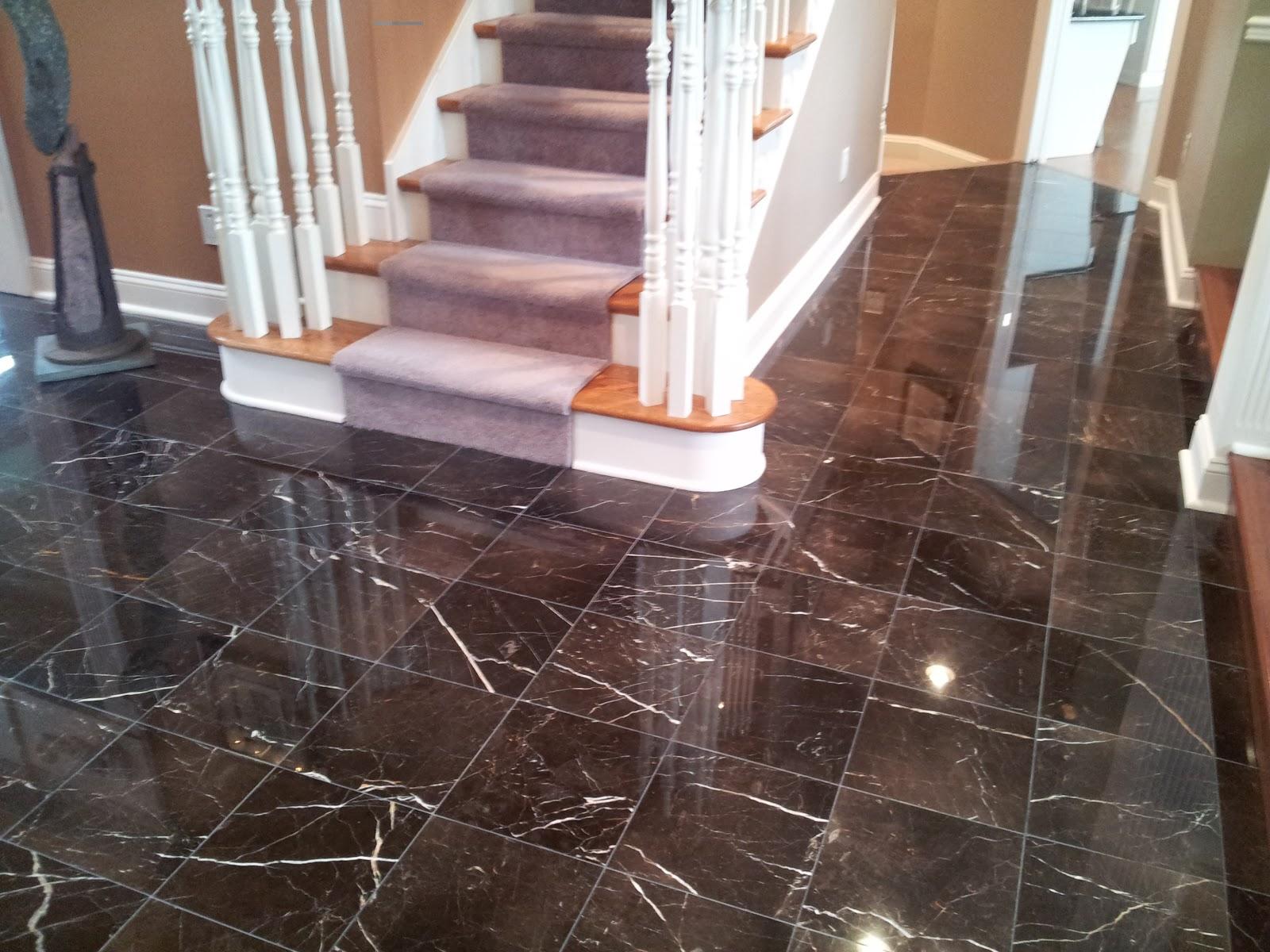 Floor Installation Photos Marble Floor Installed In