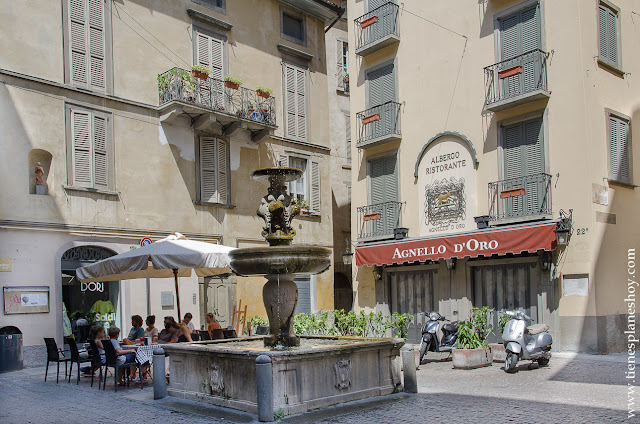 Viaje Italia Bergamo ciudad con encanto