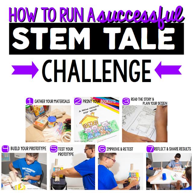 Run a successful STEM challenge