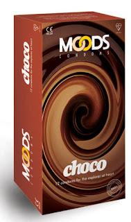 Moods Choco Condoms