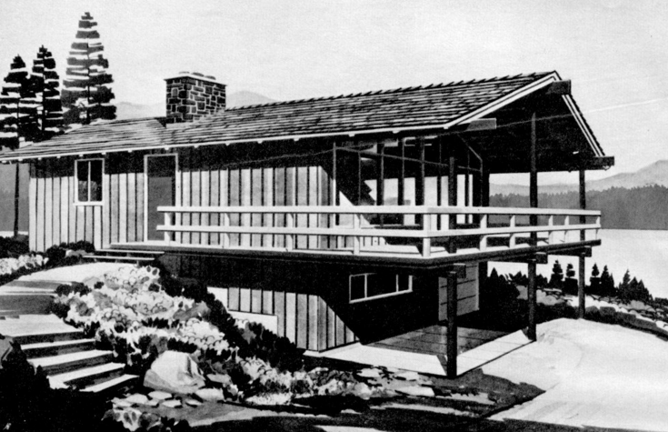 Planos de caba a campestre o para la playa licencias de for Planos de cabanas campestres