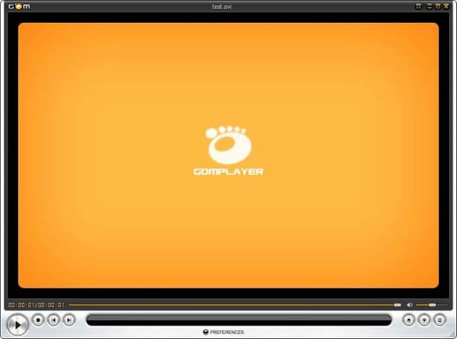 تحميل برنامج تشغيل الفيديو GOM Player مجانا