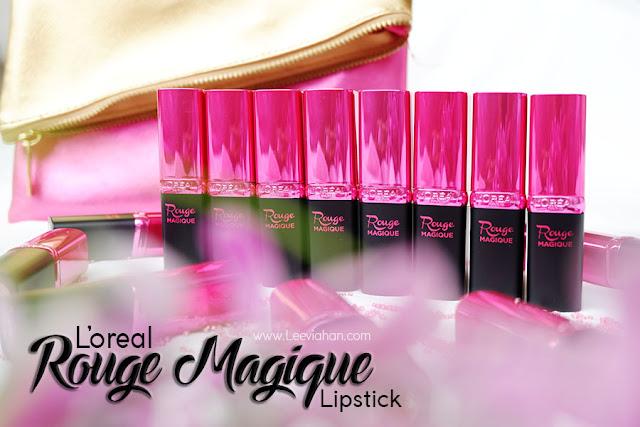 Lipstik Matte, Lipstik Matte yang Bagus, Lipstik Untuk Bibir Kering, Loreal, Loreal Indonesia, Loreal Paris, Warna Lipstik