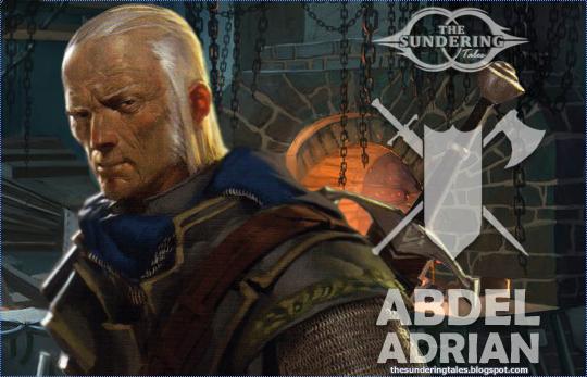 Abdel Adrian Foi Um Proeminente Guerreiro Humano Mercenrio E Uma Das Muitas Proles De Bhaal Concebida Durante O Tempo Perturbaes