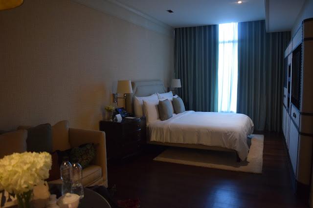 Oriental Residence Bangkok Room