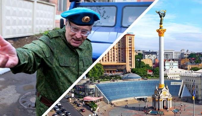 В Киеве рассказали, как Жириновский одним звонком остановил ввод украинских войск на территорию Крыма в 2014 году