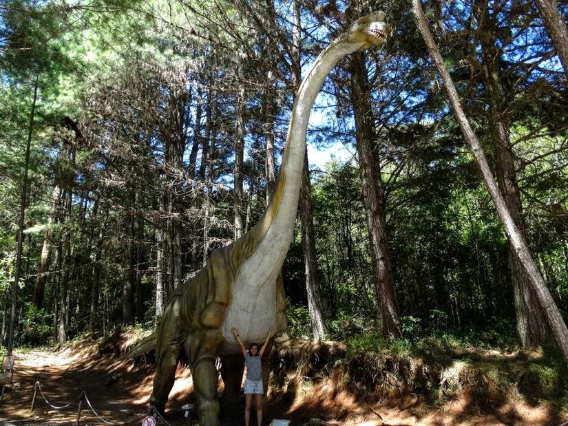 O que fazer em Canela - Vale dos Dinossauros