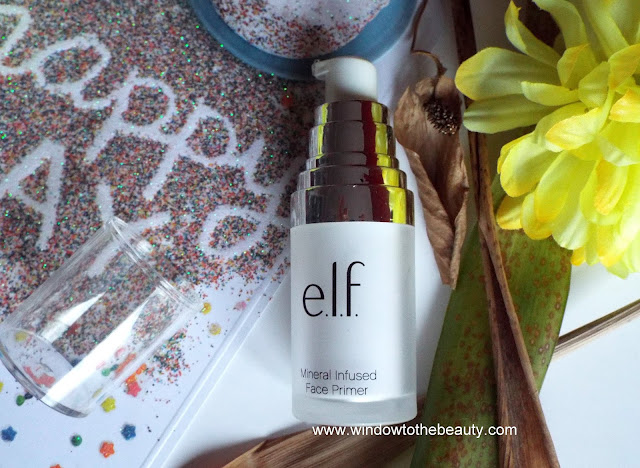 elf Mineral  Primer opinion review