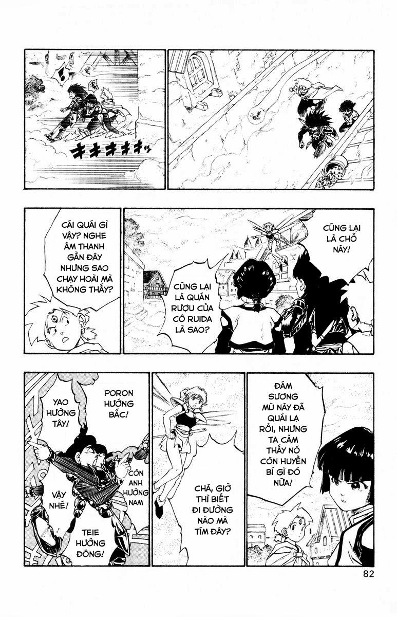 Dragon Quest: Emblem of Roto chap 35 trang 32