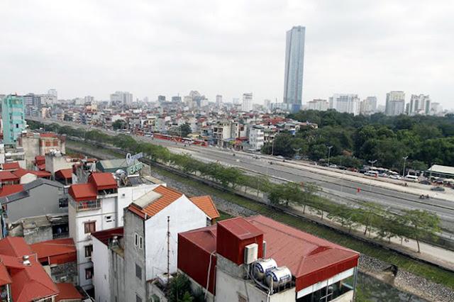 Áp dụng cơ chế đặc biệt tuyến đường trên cao ngã tư sở - cầu Vĩnh Tuy