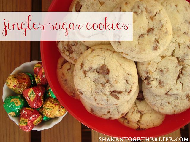 Jingles Sugar Cookies