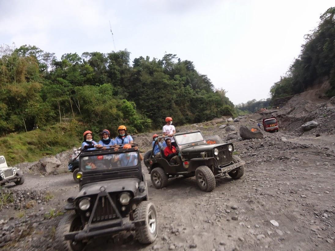 Company Outing di Jogja