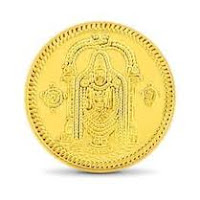 Sri Venkateswara Swamy Dollar!