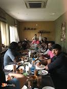 SS Rajamouli At Mayabazar Restaurant-thumbnail-1