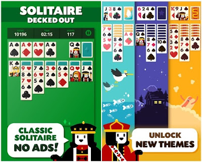 game solitaire decked out