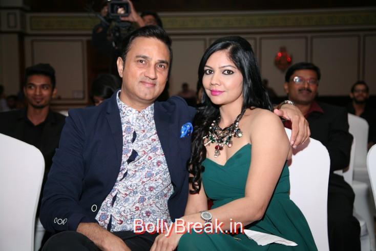 Deepak and Sonya Gautam