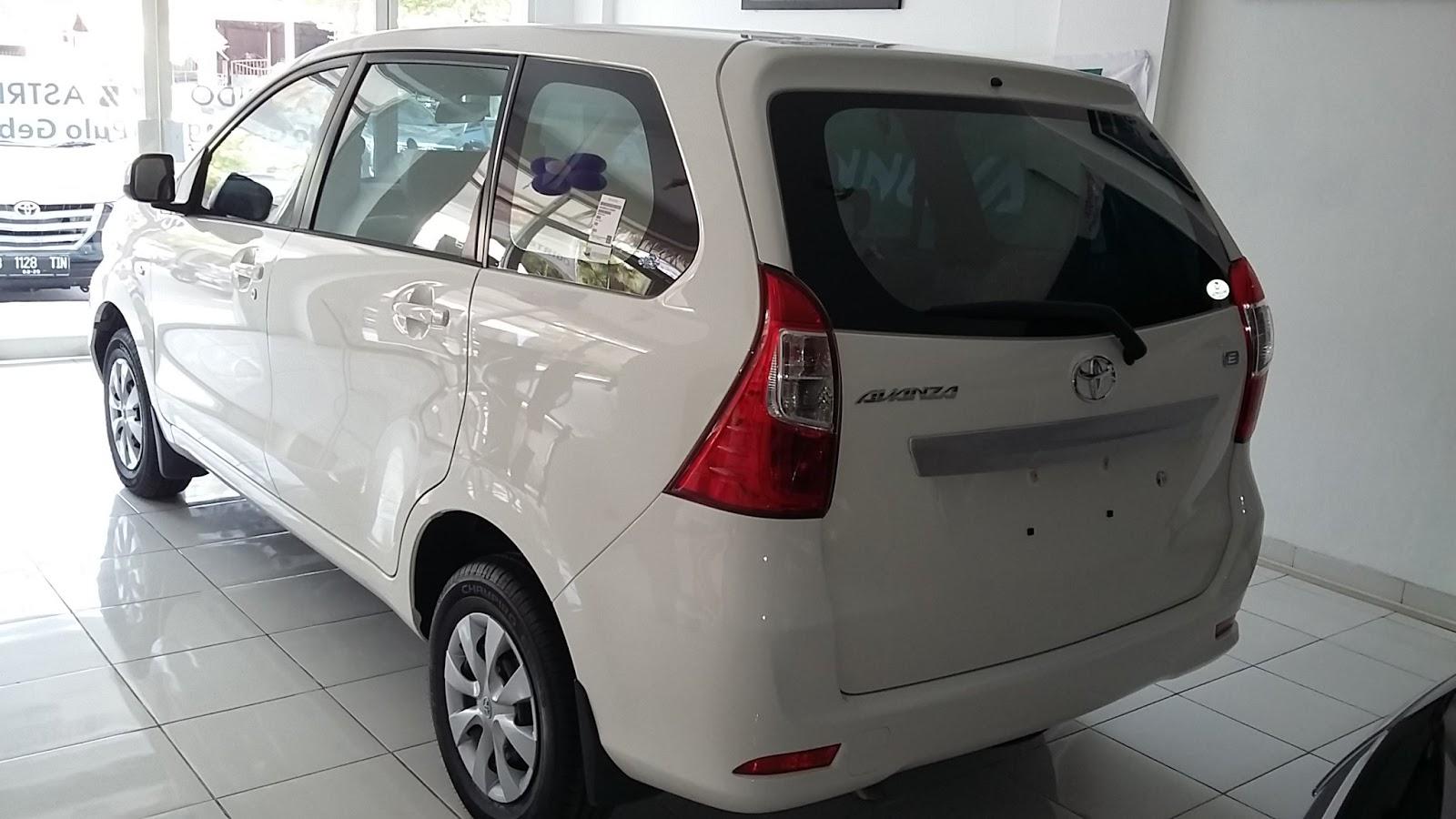 Grand New Avanza 1.3 E Std Review Agya Trd 2018 Promo Kredit Toyota Bogor Tipe 1 3 Mt Dp 11 Jutaan
