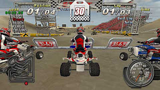ATV Offroad Fury - Blazin' Trails PSP ISO Game For Android - www.pollogames.com