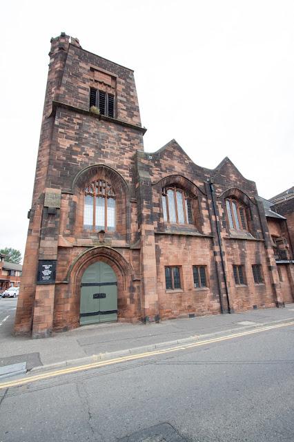 Queen's Cross Church di Mackintosh
