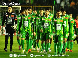 Oriente Petrolero - DaleOoo - Clásico Cruceño - Torneo Clausura 2018 - División Profesional