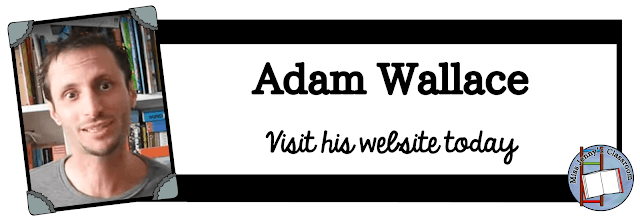 Adam Wallace - author. Visit his website today