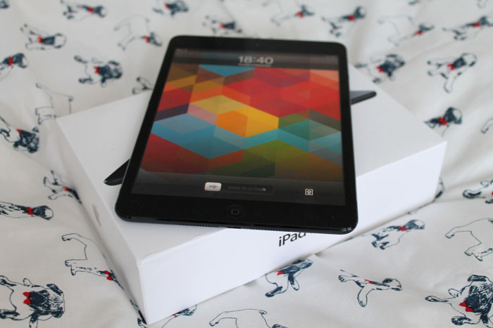 ipad review for fashion blogger