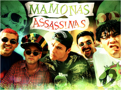 MAMONAS ASSASSINAS