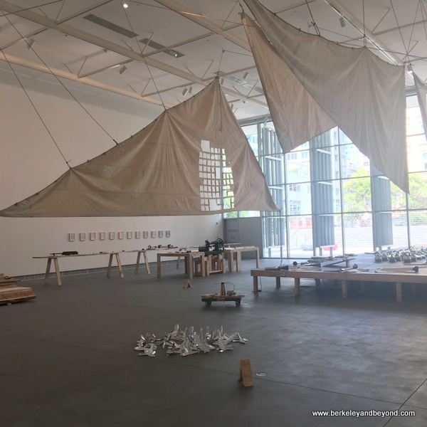 """""""Futurefarmers Out of Place, In Place"""" show at Yerba Buena Center for the Arts in San Francisco, California"""