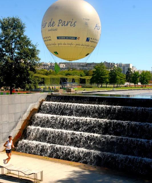 mooiste parken van parijs, groen in parijs, luchtballon parc andre citroen,