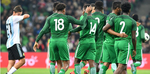 Play Without Messi, Argentina Defeated by Nigeria