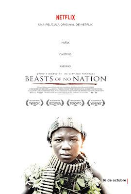 """""""Beasts of no nation"""" (Cary Fukunaga, 2015)"""