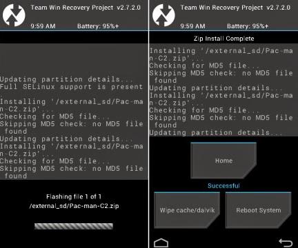 Cara Instal Android 7.0 di Galaxy S7 G930F TGP Nougat ROM 6