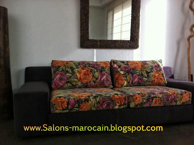 fauteuil de salon marocain moderne 2013 d coration salon. Black Bedroom Furniture Sets. Home Design Ideas