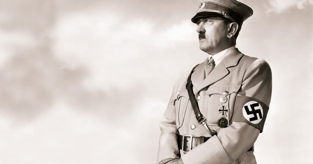 Adolf Hitler Wallpaper: The Jesuit Vatican New World Order