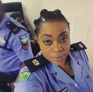 Beautiful Lagos PRO, SP Dolapo Badmus, Becomes Certified PR Personnel.