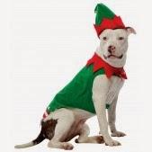 disfraces para trios, disfraces para perros navidad