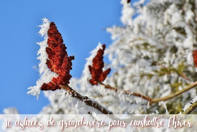maux de l'hiver - soin naturel - astuces beauté - astuce santé