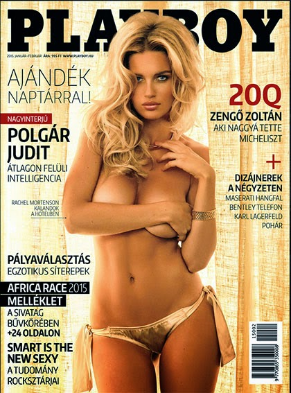 Judit Polgar donne une interview à Playboy avec photos sexy et vidéo © Chess & Strategy