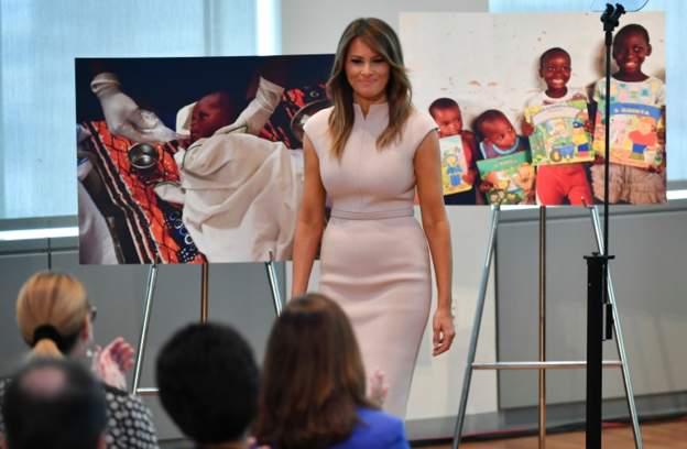 Melania Trump to visit Ghana, Malawi, Kenya and Egypt