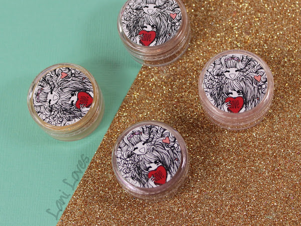 Innocent + Twisted Alchemy Woo Me Eyeshadow Quad Swatches & Review