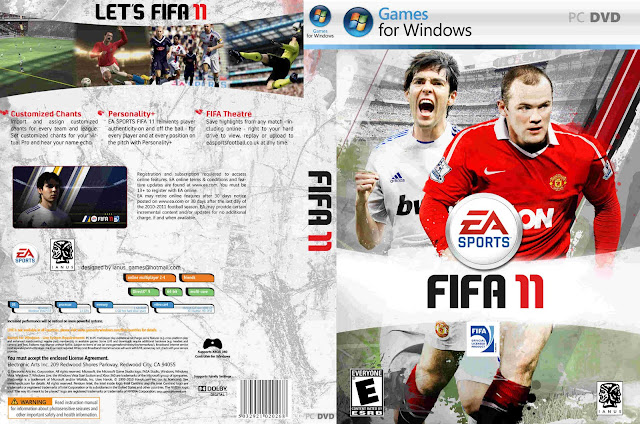 FIFA 11 PC Full Version Download