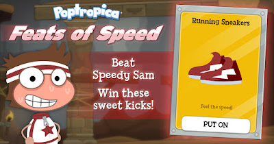 Feats of Speed Game #2 is out for a limited time!
