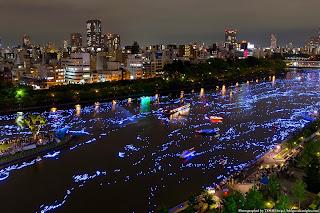 Mengenal Osaka Salah Satu Kota Indah Dijepang