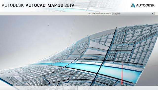 Autodesk AutoCAD Map 3D 2019
