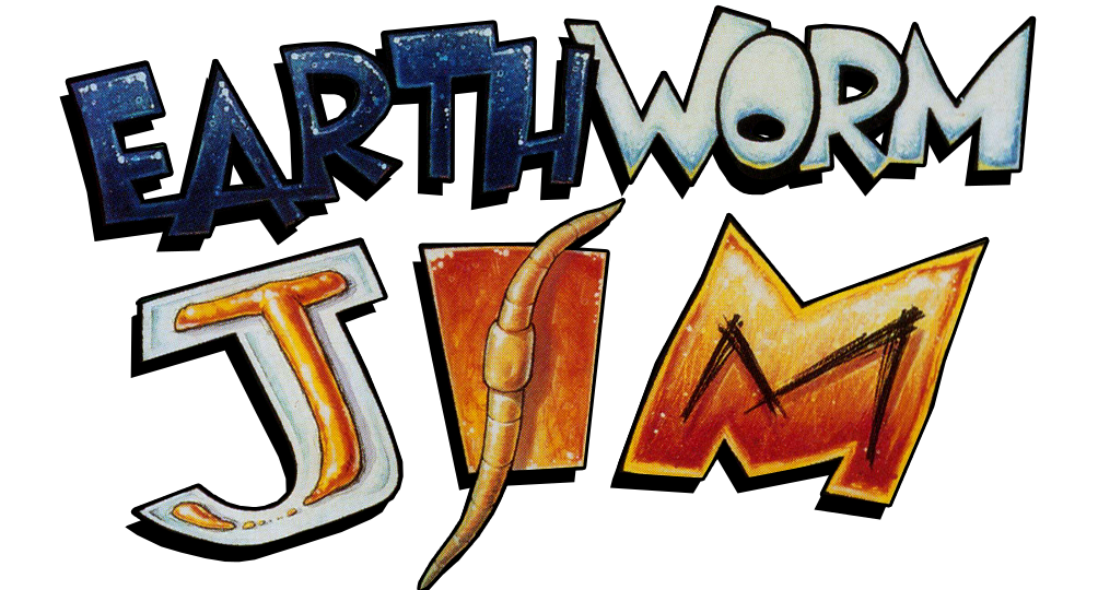 Render Earthworm Jim