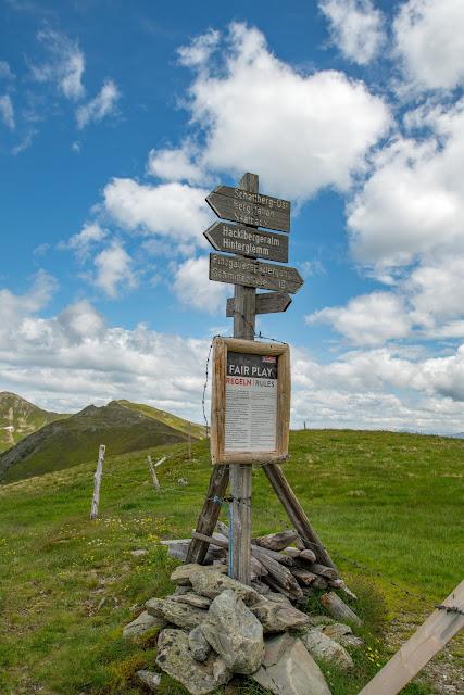 Der Pinzgauer Spaziergang  Die Saalbach Wander-Challenge 07