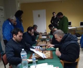 1ª AUT. (+2 partidas) Silla 4 - 4 Gambito Benimaclet B (fotos)