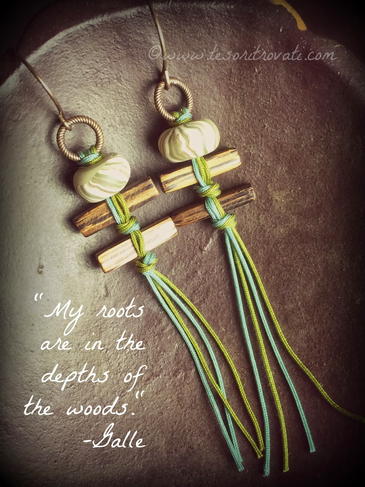 Deep Roots In Native Youth: Earrings Everyday: We're All Ears :: September Reveal