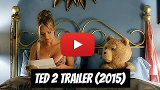 Watch our beloved Teddy Ted is back with Ted 2 Official Trailer (2015) as the movie is set to be released in this summer of 2015 via geniushowto.blogspot.com comedy movies trailer 2015 videos