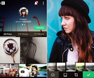 Download & Install EyeEm .apk for Android